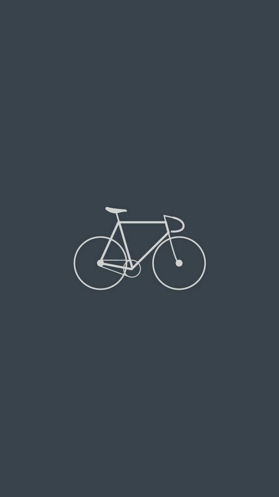 Bicicleta minimalista