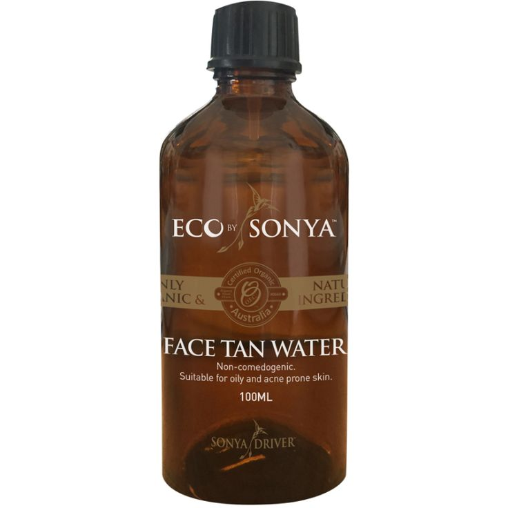 Eco by Sonya / Eco Tan - Face Tan Water, €32.95