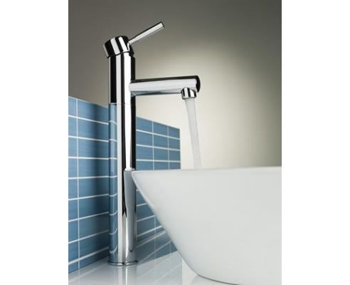 Above counter basin mixer from Tilo Tapware