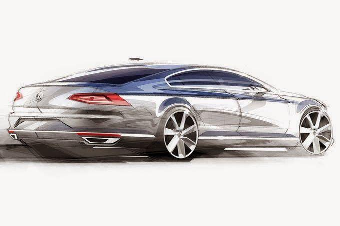 Volkswagen Passat Terbaru Lebih Canggih