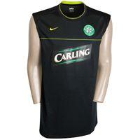 Nike Celtic Training Top - Sleeveless - Black/Cactus. Celtic Training Top - Sleeveless - Black/Cactus. http://www.comparestoreprices.co.uk/football-kit/nike-celtic-training-top--sleeveless--black-cactus-.asp
