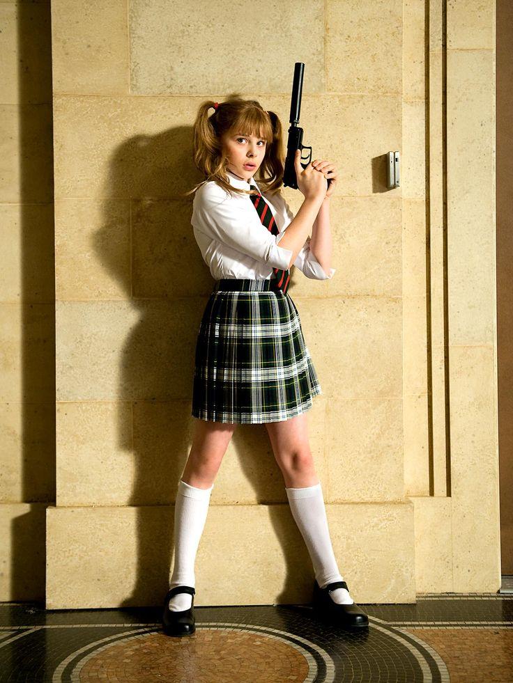 Photo de Chloë Grace Moretz dans le film Kick-Ass
