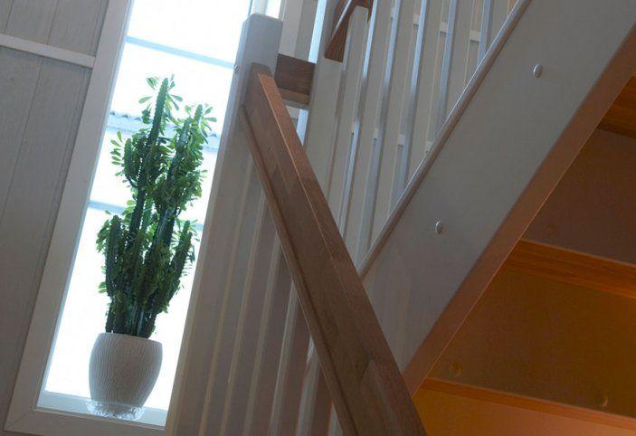 Referanser | Norgeshus. Kataloghuset Nupen (revidert) bygd av Norgeshus Gauldal Bygg på Melhus, Sør-Trøndelag.