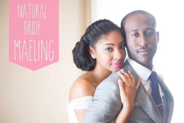 38 best natural hair bride images on pinterest bridal