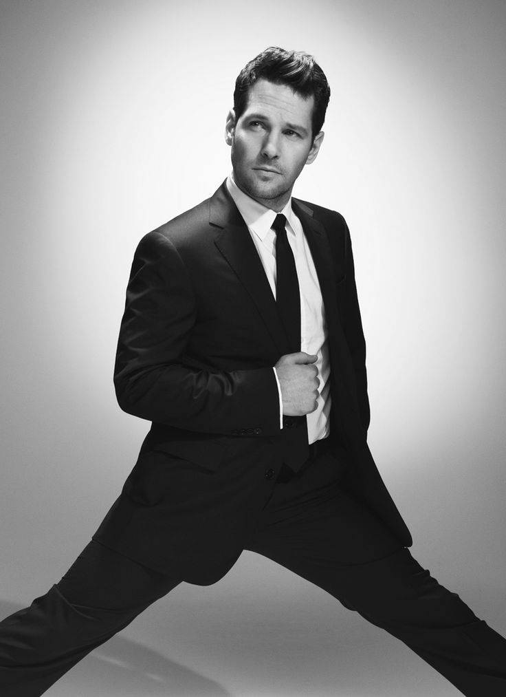 I would marry Paul Rudd in a heartbeat