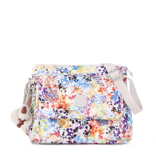 Aisling Printed Crossbody Bag - Colorburst | Kipling