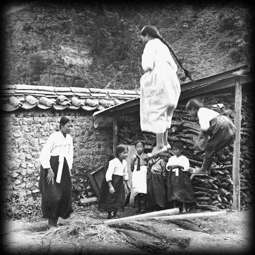 100년전 한국24, 널뛰기 1920년