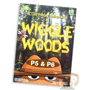Wiggle Woods is a fun computer game to supplement Primary mathematics 5A through to 6B