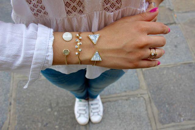 Inspiration de bague et de bracelets chez Box bazar, avec l'arrivée des beaux jours !