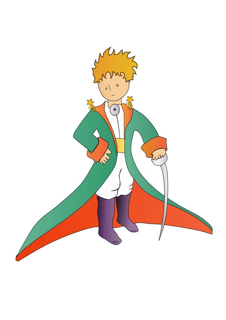 O Pequeno Príncipe SVG