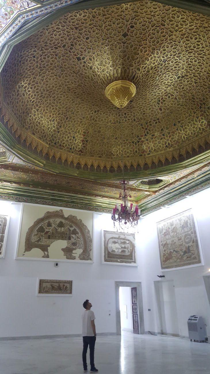 Museu do Bardo, Tunes, Tunísia | Viaje Comigo