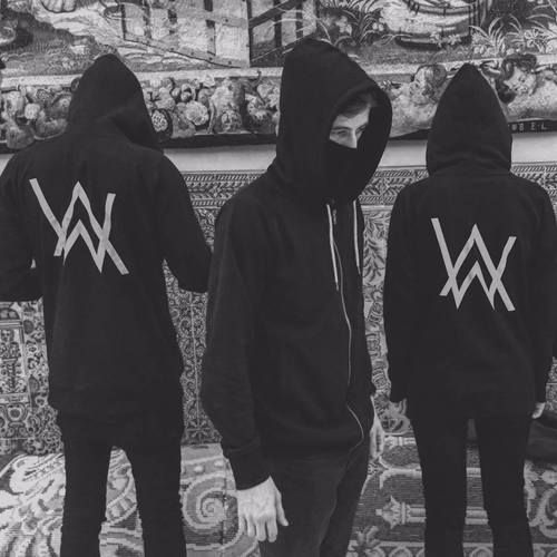 Tonight, Madrid! Alan Walker, May 2016