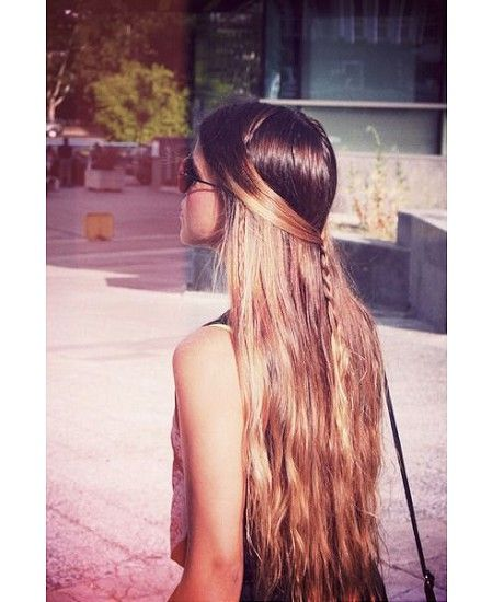 easy hair styles for hair 32 best images about on beachy 6706