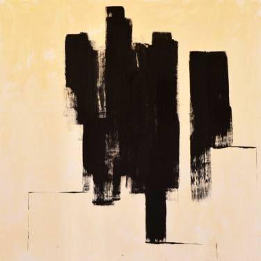 "Saatchi Art Artist Alvaro Mendoza; Painting, ""Origins"" #art"