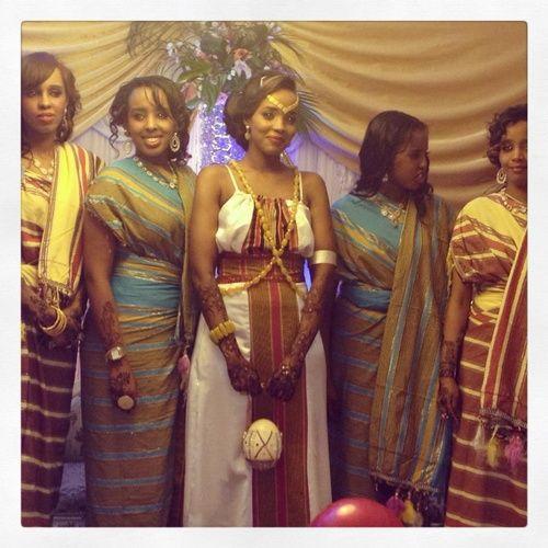 Somali Dresses Weeding