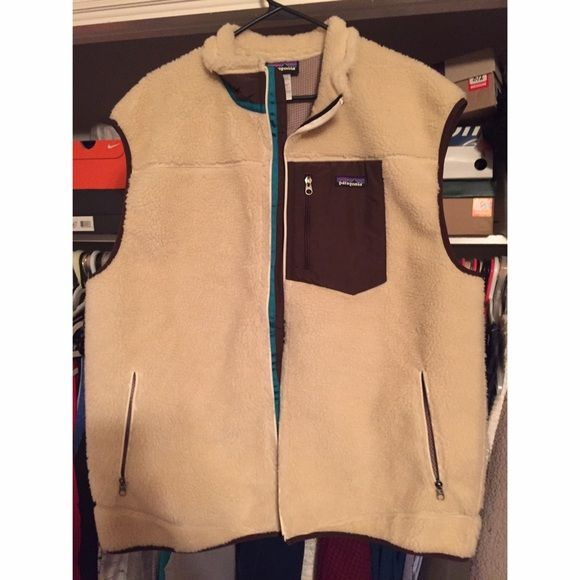 Patagonia vest Men's Patagonia classic retro-x fleece vest. Worn once! In perfect condition! Patagonia Jackets & Coats Vests