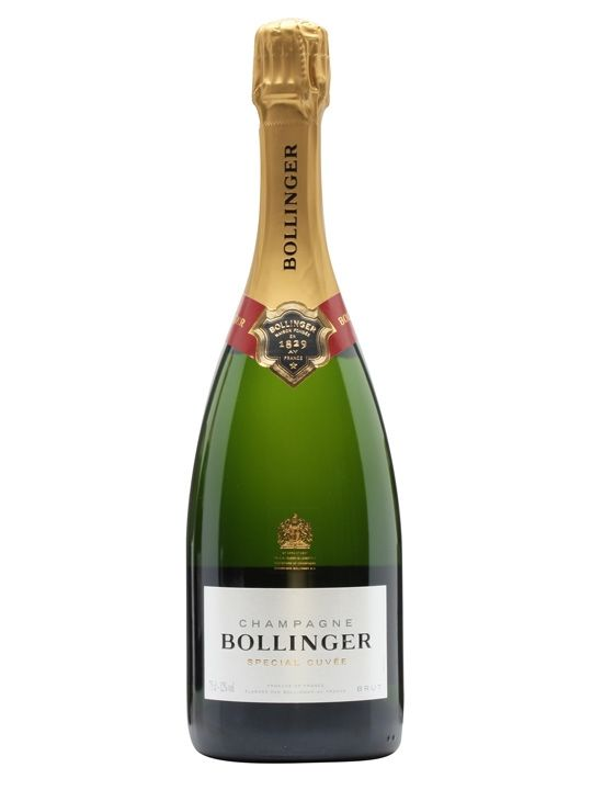 Bollinger Special Cuvee NV Champagne : The Whisky Exchange