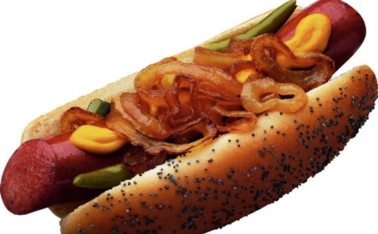 Maxwell Street Polish | Greatest American Hot Dogs - GAHD