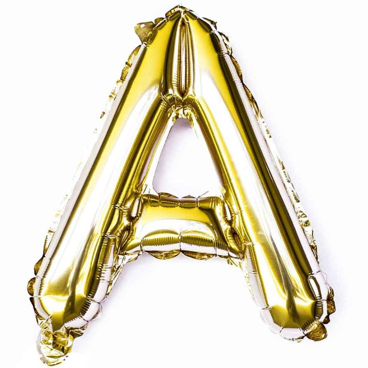 15++ Gold letter balloons target ideas in 2021