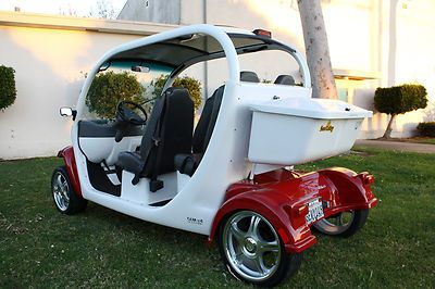 2005 GEM CAR STREET LEGAL ELECTRIC CAR/EV/NEV/GOLF CART on eBay!
