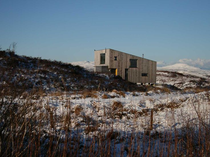 15 Fiscavaig Eco Holiday Rental Vakantiehuis - Isle of Sky - Schotland