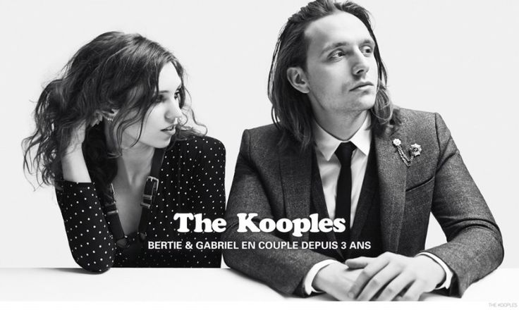 The Kooples Fall/Winter 2014 Ad
