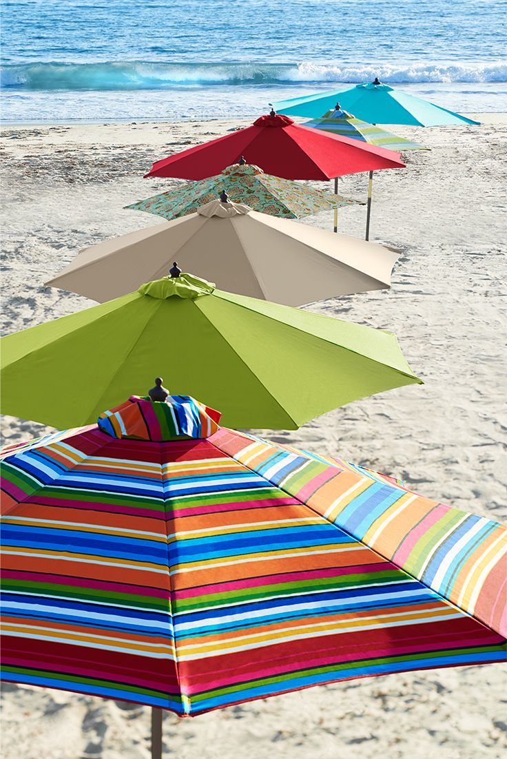 Best 25 Outdoor Umbrellas Ideas On Pinterest Cushions