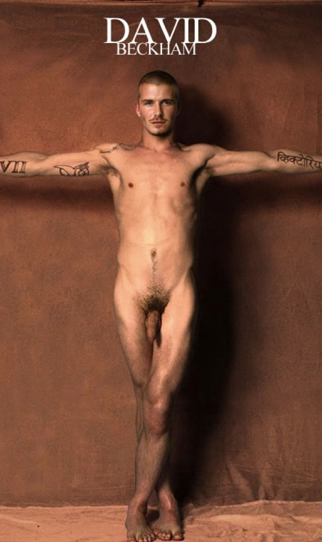 Understood that Images of fully nude david beckham