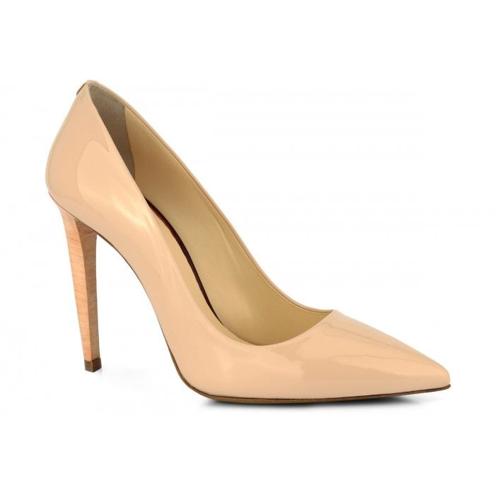 Pump - shoes Woman Fabi F2297 KRISTAL 26801 ROSA - Fabi  @fabishoes  #pumps #heels #classic #elegant #chic #shoes #nude #nudelook #nudeshoes