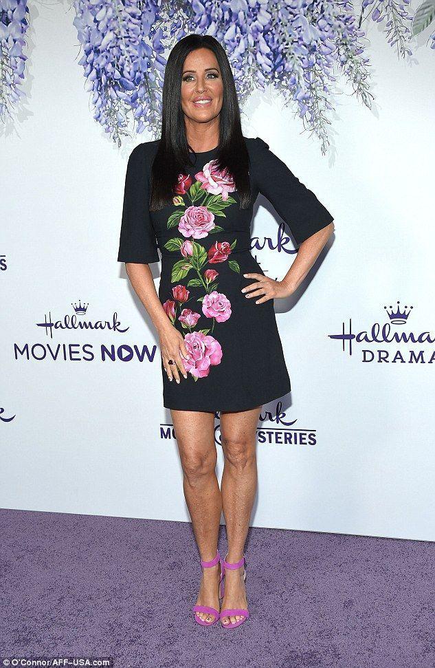 Black Dress With Purple Heels