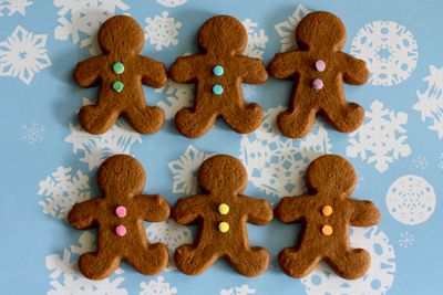 Chewy gingerbread recipe