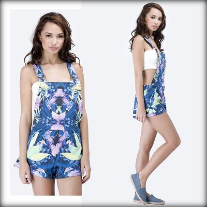 【Finders Keepers】即発送★Pawn Shop Blues Playsuit