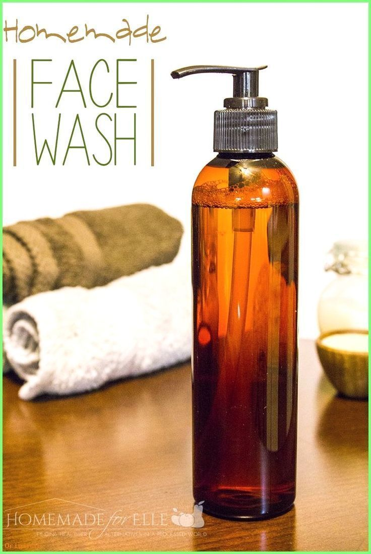 50 Skin Care 5 Homemade Face Wash Recipes Homemade for Elle #beau  -  Hautpflege-Rezepte