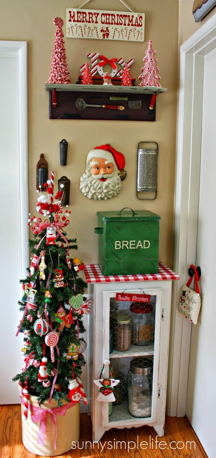 Kitchen Christmas Tree 17 Best Images About Christmas Kitchen Tree On Pinterest Trees