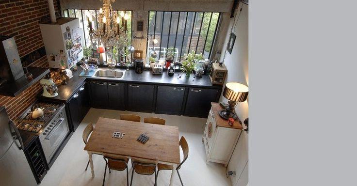 De mooiste L-vormige keuken. Inspiratie en tips! - Makeover.nl