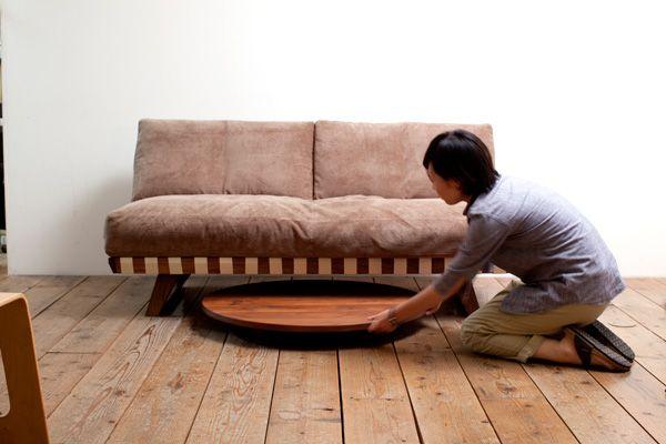 ちゃぶ台   ローテーブル/ちゃぶ台   高級デザインソファーの通販ならイグスタイルファニチャー