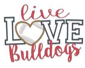 All Designs :: Live Love Bulldogs