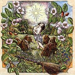 Litha fête du Solstice d'Été