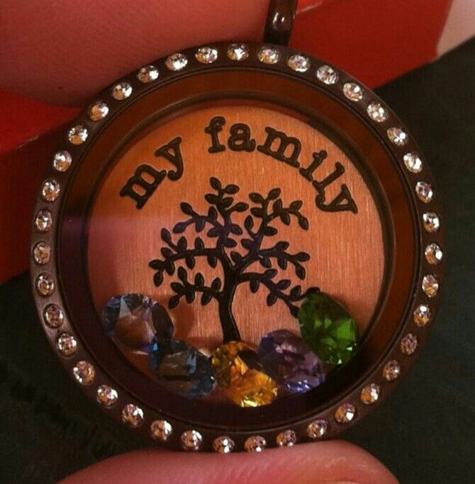 Origami Owl NEW Family Plate! Love it? Order directly at http://getyourcharmson.origamiowl.com