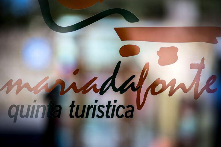 Bem-vindo ao Hotel Rural Maria da Fonte. #hotelruralmariadadonte