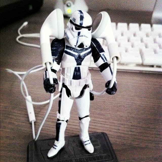 Pump the volume, Vader!Style, Volume, Pump, Vader