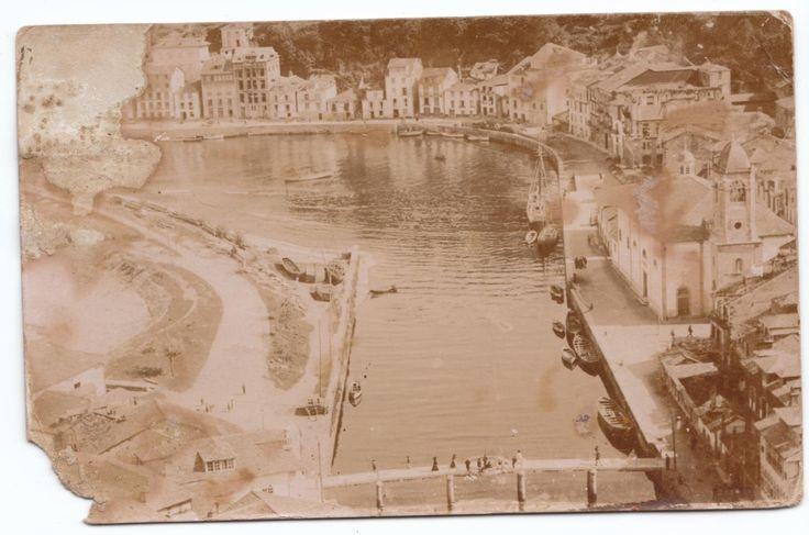 Luarca a finales del XIX. Foto nº 10193 aportada por victoreroluarca (...)