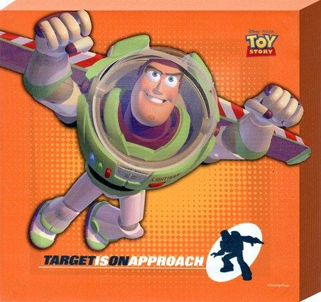 602aff7635 Buzz Lightyear - Target is on Approach - Disney Pixar s Toy Story ...