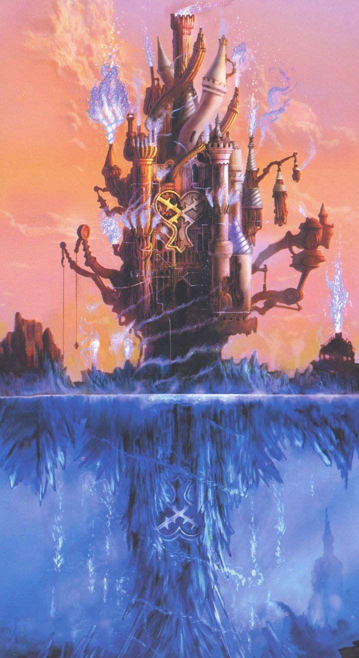 Hollow Bastion - Kingdom Hearts