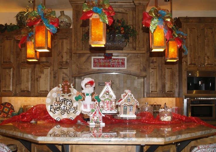 1000+ images about Gingerbread Kitchen Decor on Pinterest ...