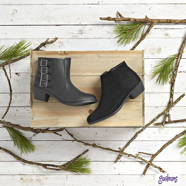 These cute boots would look good on mom. Wrapping these up and going under the tree asap! #gordmans