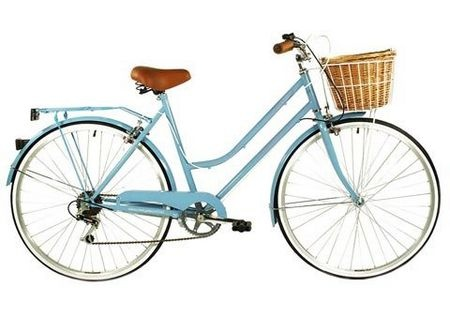 6 Speed Reid Vintage Ladies Bike [reid cycles $260]