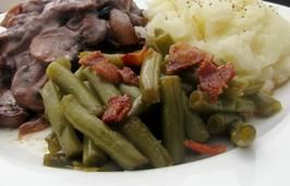 Arkansas Green Beans. Photo by lazyme