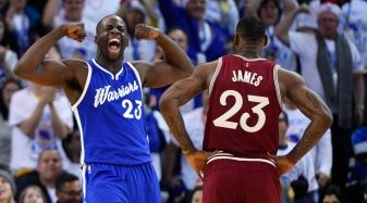 Draymond Green Doesn't Mind Playing Against LeBron James in His Own Shoes #shoes