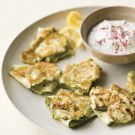 Try the Zucchini Fritters with Herbed Yogurt (Sumac) Recipe on Williams-Sonoma.com
